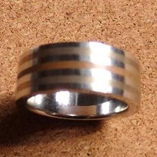 指輪 ボーダー(リング(指輪))