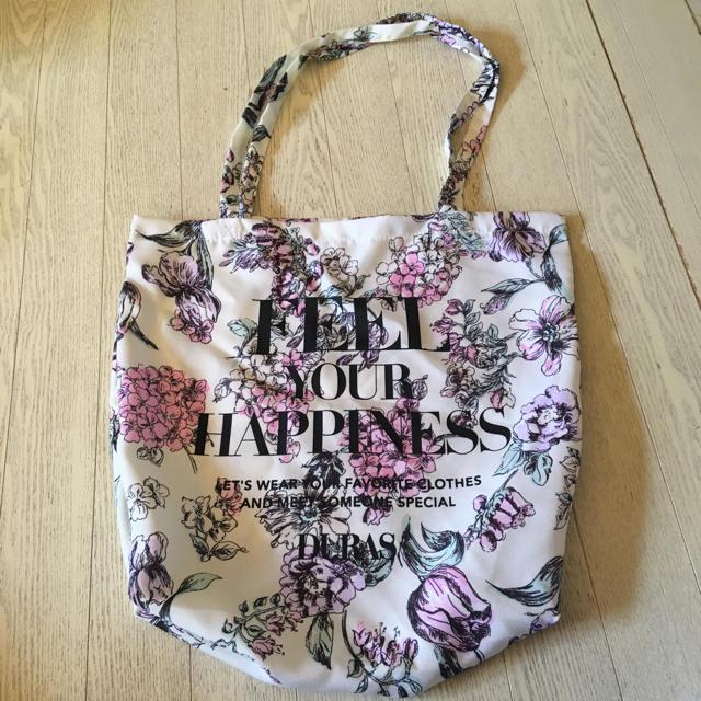 DURAS(デュラス)のDuras ショップバッグ レディースのバッグ(ショップ袋)の商品写真