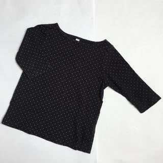 ムジルシリョウヒン(MUJI (無印良品))の無印良品  七分袖  90cm(Tシャツ/カットソー)