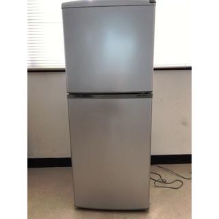 ハイアール(Haier)の【a5y1k5様専用】【送料無料】ノンフロン冷凍冷蔵庫 2ドア[ハイアール](冷蔵庫)