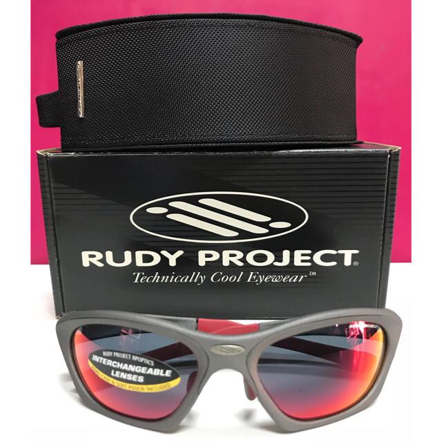 スポーツサングラス  ルディプロジェクト HORUS ホーラスグラファイト スポーツ/アウトドアの自転車(ウエア)の商品写真