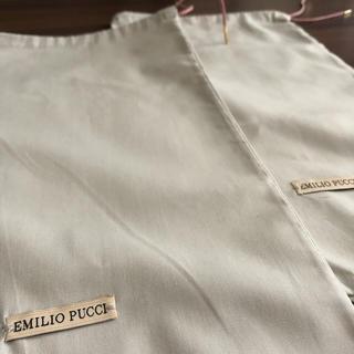エミリオプッチ(EMILIO PUCCI)のエミリオプッチ  保存袋  1枚  巾着 布袋  ショップ袋(ショップ袋)
