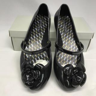 アンテプリマ(ANTEPRIMA)の未使用✴︎アンテプリマの靴✴︎サイズ22.5cmブラック(バレエシューズ)