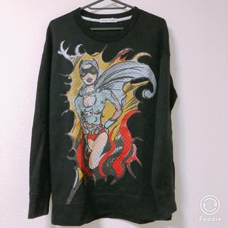 ツモリチサト(TSUMORI CHISATO)のツモリチサト ロンT  長袖 トレーナー  大幅値下げ中(Tシャツ(長袖/七分))