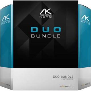 XLN Audio Addictive Keys Duo Bundle(ソフトウェア音源)