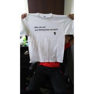 【釣りよかでしょう】釣りよかTシャツ(Tシャツ/カットソー(半袖/袖なし))