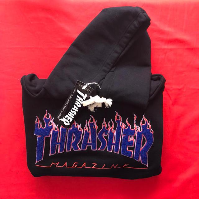 THRASHER(スラッシャー)の【JULIDY】THRASHER パーカー メンズのトップス(パーカー)の商品写真
