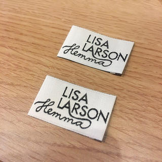 リサラーソン(Lisa Larson)のリサラーソン タグ  5個セット(各種パーツ)