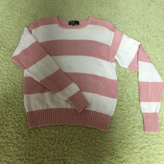 ラルフローレン(Ralph Lauren)のラルフローレン  セーター  160サイズ(その他)