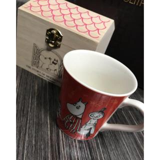 サンリオ(サンリオ)のムーミン 木箱付きマグカップセット(食器)
