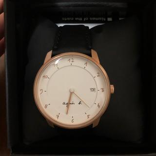 アニエスベー(agnes b.)のagnes.b 腕時計(腕時計)