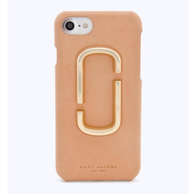 3d838d0132 MARC JACOBS - ダブル J iPhone7/8ケース[6Sでも使用可♪]の通販 by ...