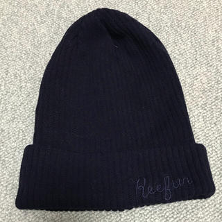 メゾンドリーファー(Maison de Reefur)のメゾンドリーファ MAISON DE REEFUR ニット帽(ニット帽/ビーニー)