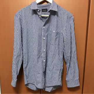 アーネストソーン(earnest sewn)のアーネストソーンのギンガムチェックシャツ(シャツ)