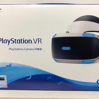 プレイステーションヴィーアール(PlayStation VR)のPlayStationVR CUHJ-16003 PSVR SONY PS4(家庭用ゲーム機本体)