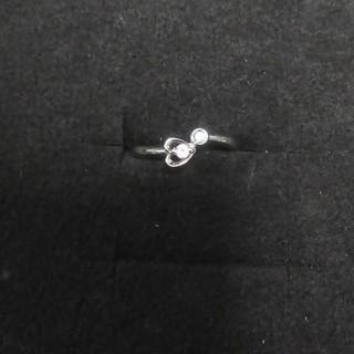 スタージュエリー(STAR JEWELRY)のスタージュエリーSTARJEWELRYk10ダイヤモンド指輪リング5号(リング(指輪))