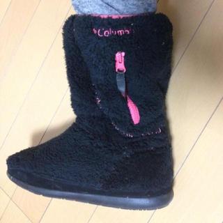 コロンビア(Columbia)のcolumbia♡モコモコショートブーツ(ブーツ)