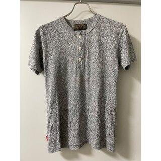 ハイミー(HIMMY)のHIMMY ハイミー ヘンリーネック ティシャツ Nubian ヌビアン(Tシャツ/カットソー(半袖/袖なし))