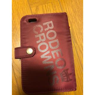 ロデオクラウンズ(RODEO CROWNS)のiPhoneケース(iPhoneケース)