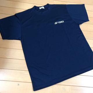 ヨネックス(YONEX)のヨネックス Tシャツ Mサイズ 紺色(その他)