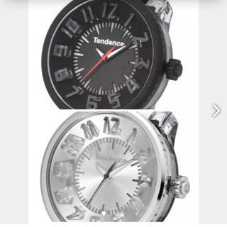 テンデンス(Tendence)のテンデンス Tendence Flash フラッシュ ユニセックス 時計 ペア(腕時計(アナログ))