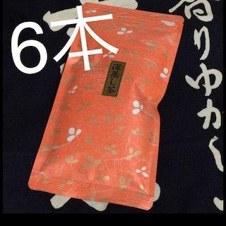 送料込⭐️100g×6本 深蒸し茶 静岡県産 深むし茶 煎茶 カテキン(その他)