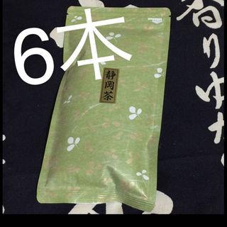 送料込⭐️100g×6本 静岡県産 煎茶 緑茶 茶葉 やぶきた茶(その他)