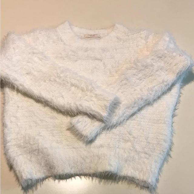... トップス❤ニット ハイネック もこもこ ぬくぬく 無地 長袖 あったかい かわいい ケーブルニット フリンジ モコモコ セーター ...