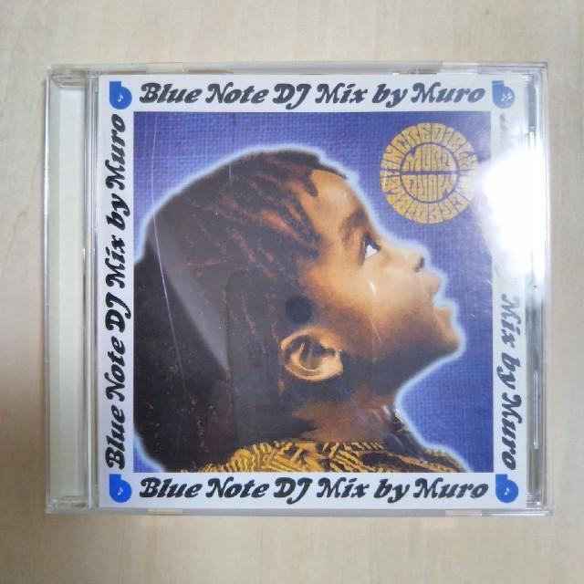 BLUE NOTE DJ MIX BY MURO エンタメ/ホビーのCD(R&B/ソウル)の商品写真