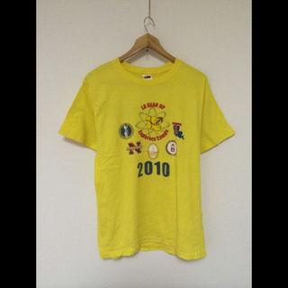 エルエーギア(LA GEAR)のLA GEAR UP/FruitOfTheLoom(USA)ビンテージTシャツ(Tシャツ/カットソー(半袖/袖なし))