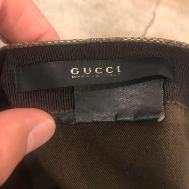 61da4a439ca6 Gucci(グッチ)の日本未発売 本物 GUCCI グッチ キャップ 帽子 EXILE ベースボール