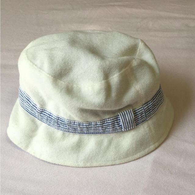 0e0b60238a4b7 mikihouse(ミキハウス)のミキハウス 帽子 リバーシブル M キッズ/ベビー/マタニティのこども