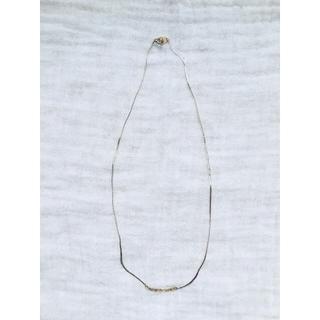 オーロラグラン(AURORA GRAN)のaurora gran ツイッグネックレス(ネックレス)