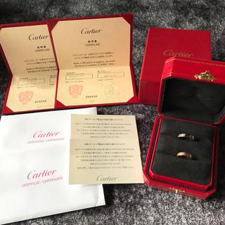 カルティエ(Cartier)のにゃんこ様専用(リング(指輪))