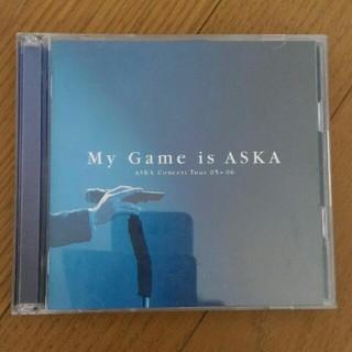 ASKA 2枚組DVD My Game Is ASKA