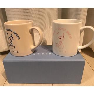 【非売品】新品 ペアマグカップ