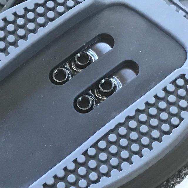 サイクリングSPDシューズ【GIRO リパブリックRニット ブラック】43サイズ スポーツ/アウトドアの自転車(ウエア)の商品写真