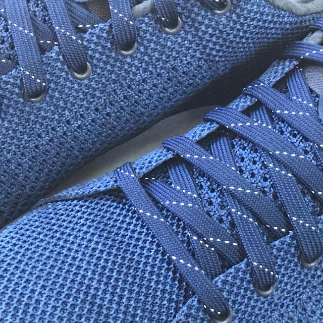 サイクリングSPDシューズ【GIRO リパブリックRニット ブルー】42サイズ スポーツ/アウトドアの自転車(ウエア)の商品写真