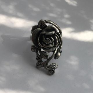 薔薇 指輪 リング 19号くらい(リング(指輪))
