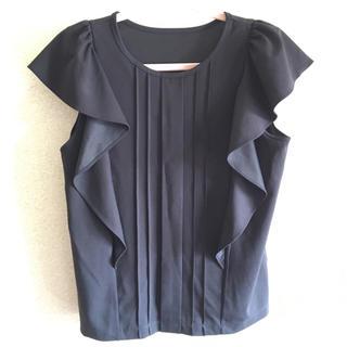 ジーユー(GU)のフォーマル/トップス/未使用(シャツ/ブラウス(半袖/袖なし))