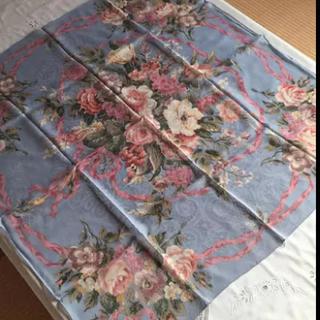 ラルフローレン(Ralph Lauren)の【未使用】RALPH LAUREN  花柄 スカーフ(バンダナ/スカーフ)