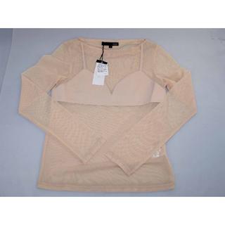 シェルターオリジナル(Shel'tter ORIGINAL)のSHEL'TTER シースルーカットソー 新品A-145(Tシャツ(半袖/袖なし))