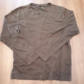 ムジルシリョウヒン(MUJI (無印良品))の無印良品 ロンティ L(Tシャツ/カットソー(七分/長袖))