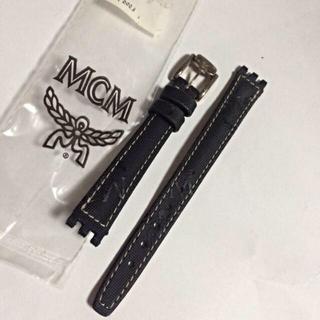 エムシーエム(MCM)のリオさま専用未使用《MCM》時計ベルト(腕時計)