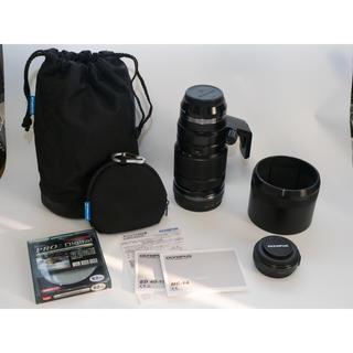 オリンパス(OLYMPUS)のM.ZUIKO DIGITAL ED 40-150mm F2.8 テレコンキット(レンズ(ズーム))
