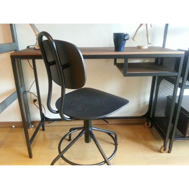 ikea epk326様専用 ikeaのパソコンデスクと椅子セット ユニット