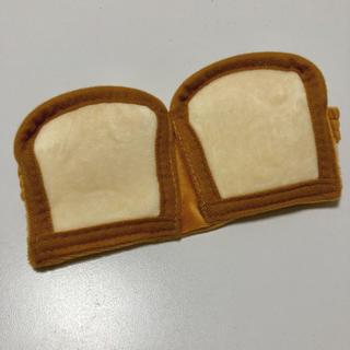 スリーコインズ(3COINS)の食パン アイマスク(旅行用品)