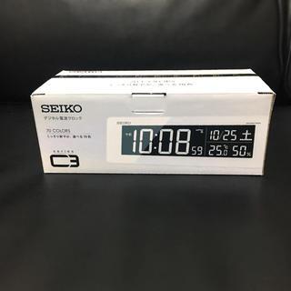 セイコー(SEIKO)のSEIKO セイコー デジタル電波時計 (置時計)