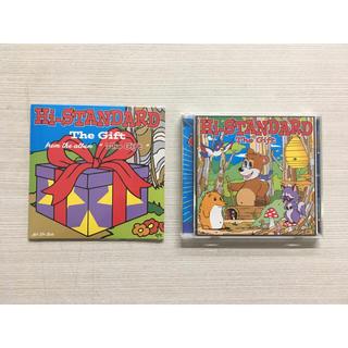 ハイスタンダード(HIGH!STANDARD)のHI-STANDARD◆The Gift◆アルバム◆ハイスタ(ポップス/ロック(邦楽))