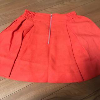 ローリーズファーム(LOWRYS FARM)のスカート オレンジ ローリーズファーム(ミニスカート)